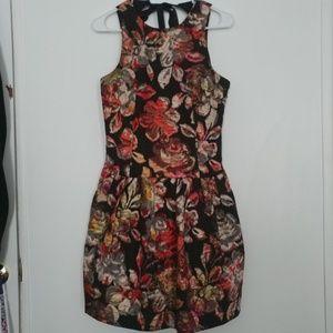 Anthro Leifsdottir Adelita Brocade Size 4 Dress